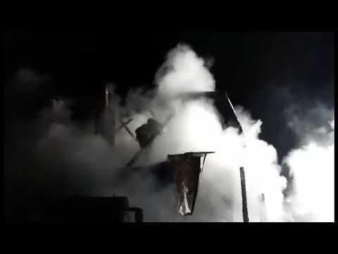 У Рівненському районі в будинку ледь не вибухнили газові балони [ФОТО/ВІДЕО]