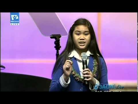 The Everlasting Gospel - Child preacher