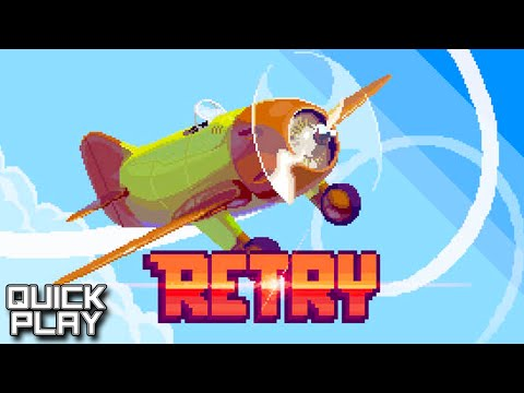rovio - Download Retry: http://rov.io/retry Retry is Rovio's new fun and challenging retro game inspired by Flappy Bird! Here's a Quick Play with my gameplay and first impressions! Thanks for every...