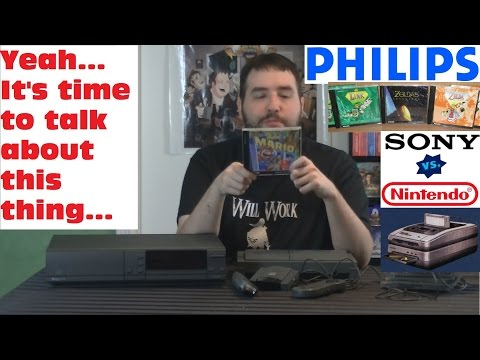 Philips CD-i (CDI) - Fourth VideoGame Generation Recap - Adam Koralik