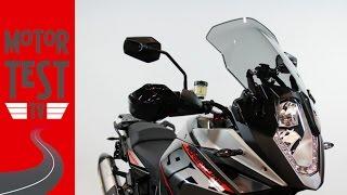 6. Motor Test TV : KTM 1190 Adventure, bouwjaar 2016, ABS  korte video t.b.v. Premium Motors