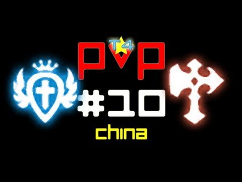 Dragon Nest PvP - Ep. 10: Crusader vs Destroyer (Post-T4 Update!) T4! T4! T4!