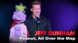 """Peanut visits Norway, The United Arab Emirates, and Malaysia, in this clip from my 2014 special """"All Over the Map."""" This summer..."""