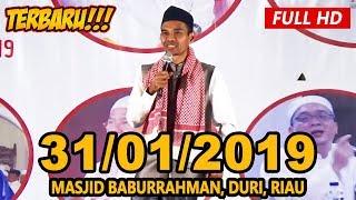 Video Ceramah Terbaru Ustadz Abdul Somad Lc, MA - Masjid Baburrahman, Duri MP3, 3GP, MP4, WEBM, AVI, FLV Maret 2019