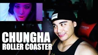 Video CHUNGHA - Roller Coaster MV Reaction MP3, 3GP, MP4, WEBM, AVI, FLV Maret 2018