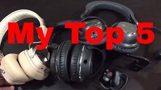 Video Budget Headphones - Top 5 Bluetooth Headphones Under $100 - Budget Headphones - MP3, 3GP, MP4, WEBM, AVI, FLV Juni 2018