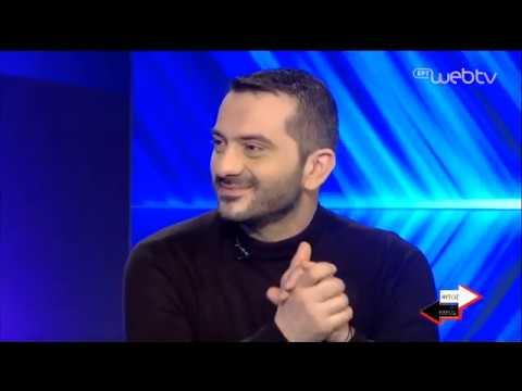 Κουτσόπουλος: «Απατάω το κρεβάτι με τον καναπέ μου»  | Αυτός και ο άλλος | 15/05/2020 | ΕΡΤ