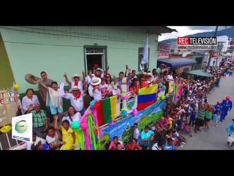 Así vivieron los Ibaguereños el desfile del Reinado Nacional del Folclor 2016