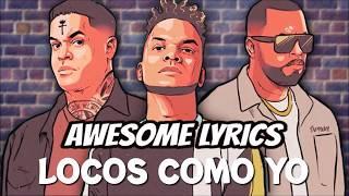 Redimi2 - Locos Como Yo Video - Karaoke - Instrumental / #Locoscomoyo #Redimi2 #Karaoke