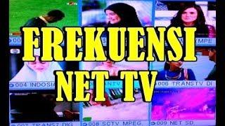 frekuensi net tv september 2017