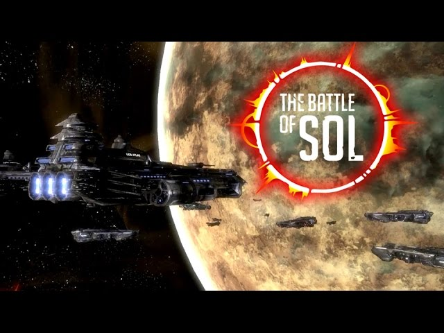 Видео к игре The Battle of Sol