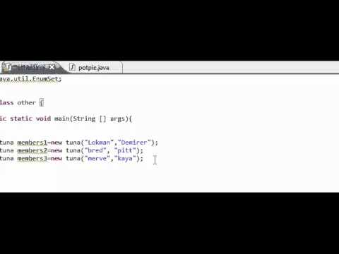 Java Programming Tutorial -47- More On  Static