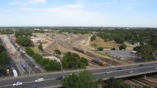 The TransAdelaide Morning Peak - Timelapse