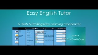 Easy English Tutor Free YouTube video