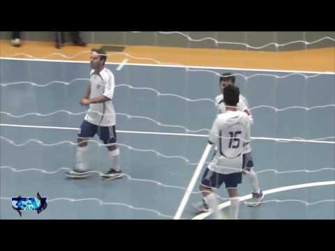 Jogo Completo de Renascença 3 x 6 Flor da Serra do Sul Copa Sudoeste de Futsal 2004
