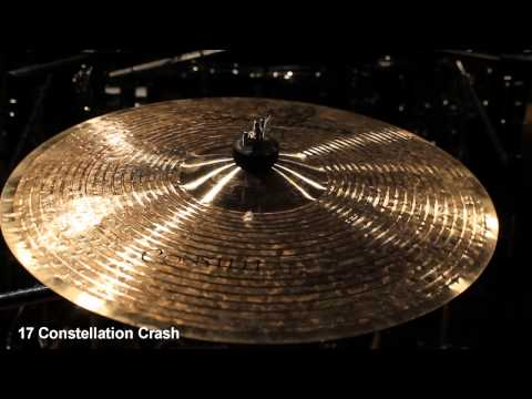 Supernatural Cymbals 17 Constellation Crash