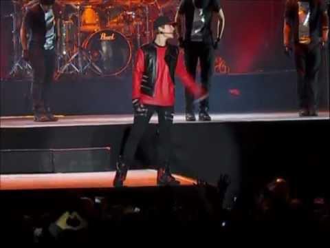 Concierto de Justin Bieber en Argentina Parte 1