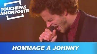 Video L'hommage émouvant de Michaël Gregorio à Johnny Hallyday MP3, 3GP, MP4, WEBM, AVI, FLV Desember 2017