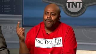 "Video Inside The NBA: ""LaVar Ball"" Joins The Crew | NBA on TNT MP3, 3GP, MP4, WEBM, AVI, FLV Juni 2018"