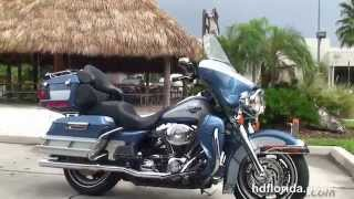 4. Used 2005 Harley Davidson Ultra Classic Electra Glide Motorcycles for sale