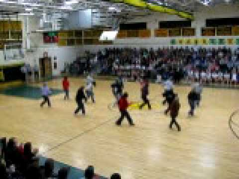 Burr and Burton Faculty Dance