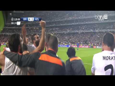 goal di cristiano ronaldo finale champions league 2014