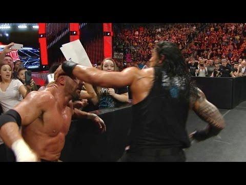 WWE Raw 23 October 2016 Full Show Brock Lesnar vs Goldberg - WWE Raw 10/23/16 Full Show This Week HQ