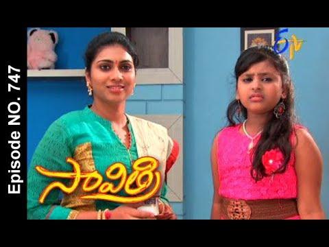 Savithri   23rd August 2017  Full Episode No 747