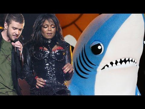 5 Most Shocking SB  Half-Time Shows