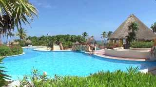 The Grand Bahia Principe Tulum & Coba two 5 star all inclusive resorts in the Mayan Rivieral located about 20 minutes north of the ruins at Tulum. Perfect fa...