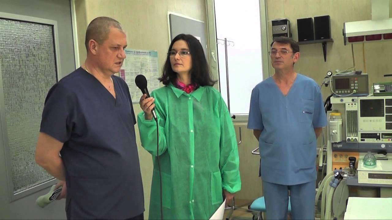 """Разходка в разширеното родилно отделение на Медицински комплекс """"Д-р Щерев"""""""