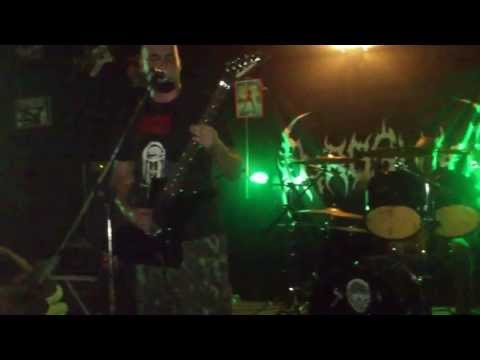 Chaoslace live in Grind In The House II_Cambuí_13-04-13