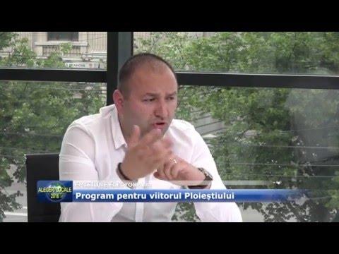 Emisiunea Electorală – 17 mai 2016 – Raul Petrescu