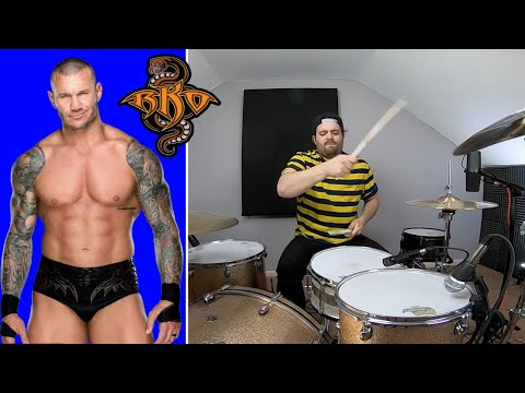 WWE Randy Orton Theme Song Voices Drum Cover