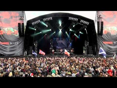 Ensiferum - From Afar (Live at Bloodstock 2010)