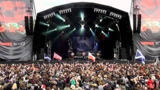 """Ensiferum perform live the track """"From Afar"""" title track from their 4th Studio album """"From Afar"""" (Spinefarm 2009) at the award..."""