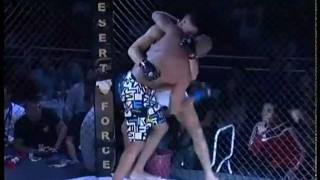 Desert Force III - Elias Baakliny Vs Mahmoud El Sayed