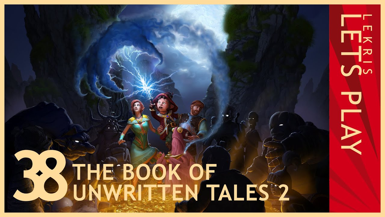 The Book of Unwritten Tales 2 - Kapitel 3 #38 - Göttliche Witze