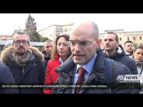 25/01/2020 | GENITORI «DISPOSTI A PAGARE DI PIU'» PURCHE' L'ASILO NON CHIUDA