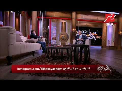 محمد هنيدي يكشف لعمرو أديب أسباب عودته للمسرح