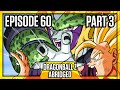Dragon Ball Z Abridged Episode 60  Part 3  Dbza60  Team Four Star Tfs