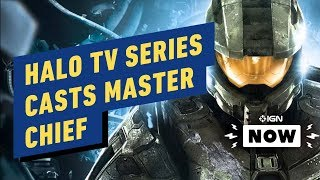 Halo TV Series Finds Its Master Chief - IGN Now by IGN