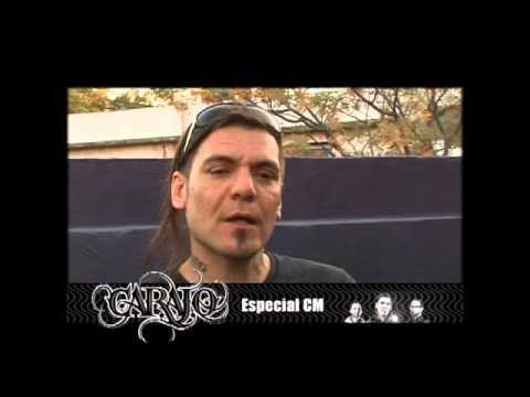 Carajo video Frente a Frente - Presentación - Entrevista CM