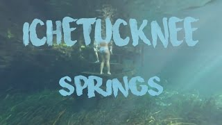 White Springs (FL) United States  city photo : GoPro Florida: Ichetucknee Springs Blue Hole