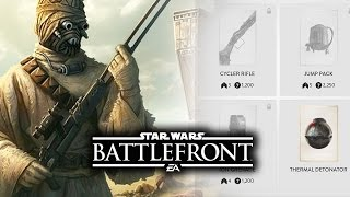 Star Wars Battlefront: The Cycler Rifle and Base Command