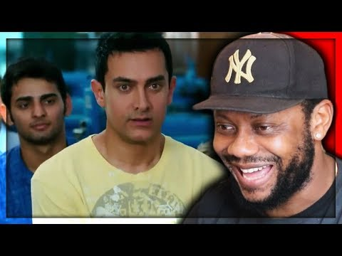 What is a machine? - Funny scene   3 Idiots   Aamir Khan   R Madhavan   Sharman Joshi   REACTION!!!