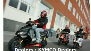 2. 2007 KYMCO Super 9 50 Details & Specs
