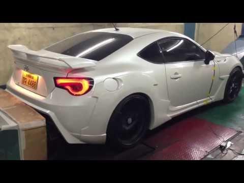 Toyota 86/Subaru BRZ Wald HKS Supercharger kit