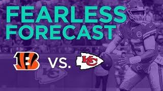 Cincinnati Bengals at Kansas City Chiefs Week 7 fantasy football preview