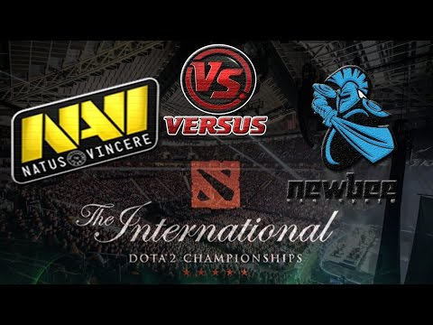 Newbee vs Na'Vi - The International 2014 - Bubble 2 - R2 - G